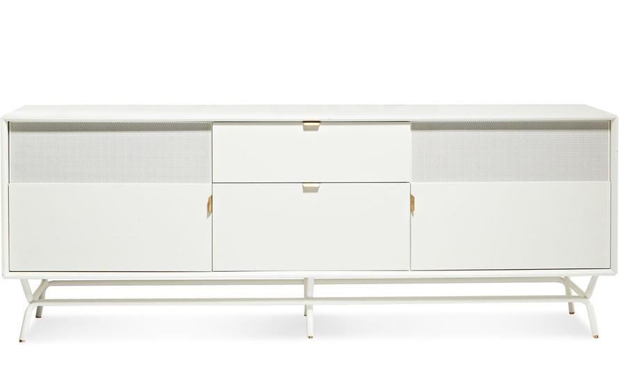 dang 2 door / 2 drawer console