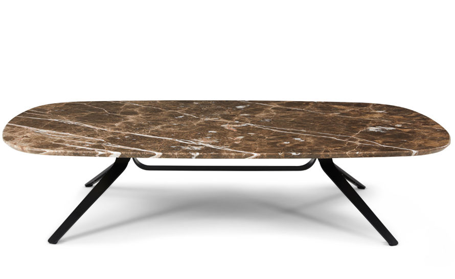 dante rectangular coffee table