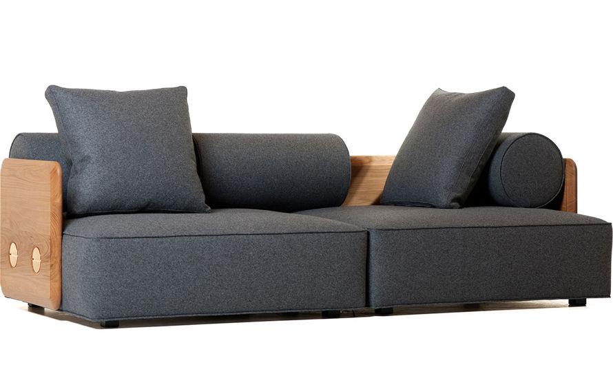 deco sofa large 243l