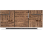 domino 3-unit sideboard  -