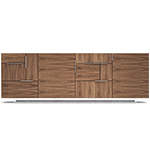 domino 4unit sideboard  - Herman Miller