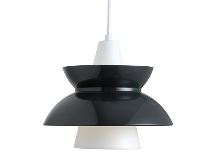 doo-wop suspension lamp