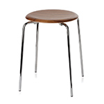 dot ™ stool set of 2 - Arne Jacobsen - Fritz Hansen