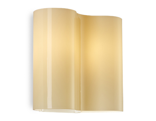 Double wall lamp foscarini