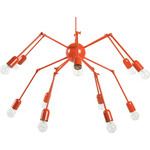 double octopus suspension lamp 224d  -
