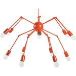 double octopus lamp - Ozdemir & Caglar - de la espada