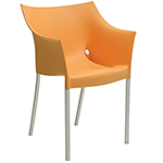 dr. no stacking chair 2 pack  -