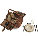 dressed en plein air picnic set - Marcel Wanders - Alessi