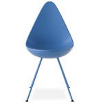 drop chair plastic - Arne Jacobsen - Fritz Hansen