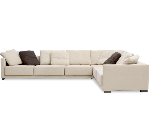 Perfect Drop In 3 Seat Sectional Sofa