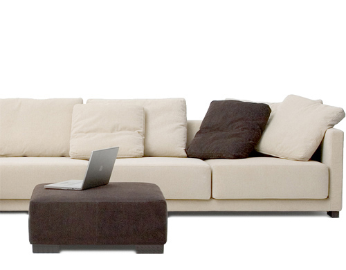 Drop In 3 Seat Sectional Sofa