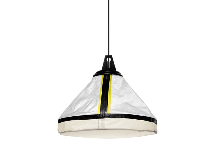 drumbox suspension lamp