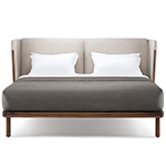 dubois low queen size bed 113aq  -