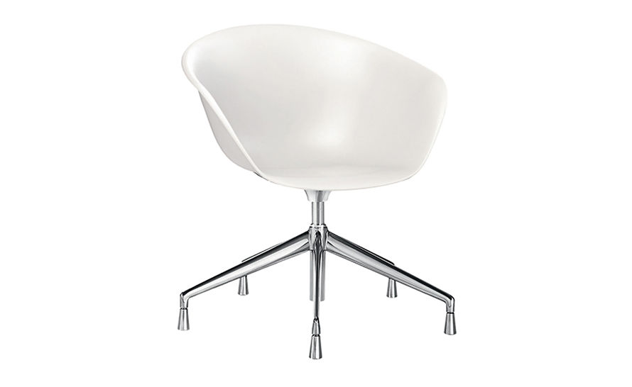 duna 02 five star base polypropylene chair