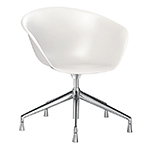 duna 02 five star base polypropylene chair - Altherr & Molina Lievore - arper