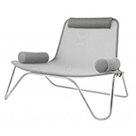 dwell lounge chair  - blu dot