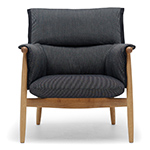 e015 embrace lounge chair  - Carl Hansen & Son