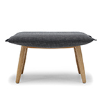 e016 embrace footstool  - Carl Hansen & Son