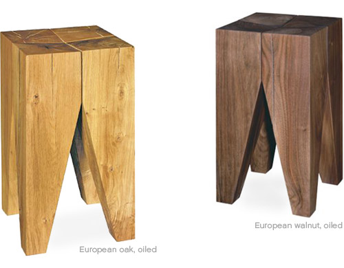 E15 Backenzahn Stool Or Side Table Hivemodern Com