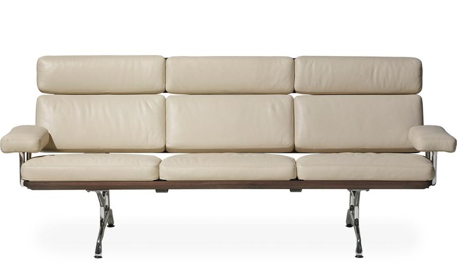 eames® 3 seat sofa