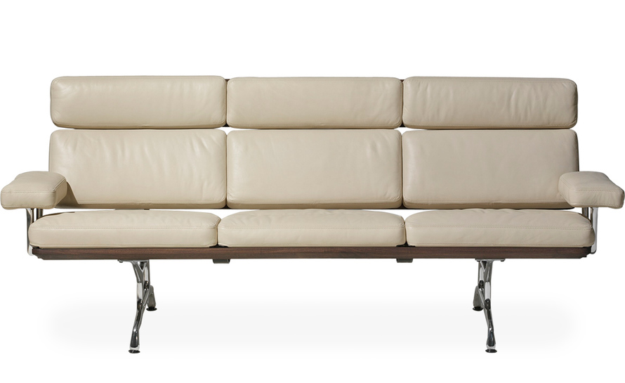 eames® 3 seater sofa