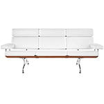 eames® 3 seater sofa  -