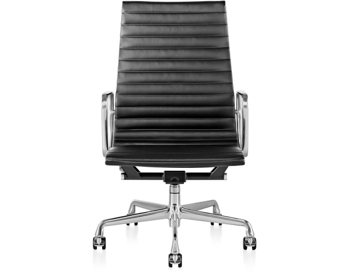 eames® aluminum group executive chair