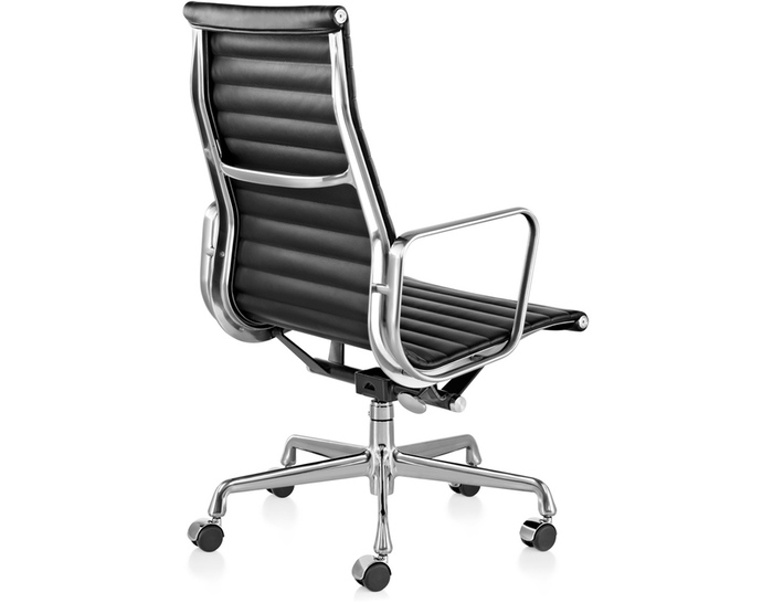 Eames aluminum group executive chair for Herman miller eames aluminum group management chair