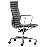 eames® aluminum group executive chair  -