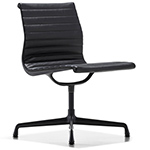 eames® aluminum group side chair  -