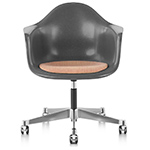 eames® armchair with task base  -