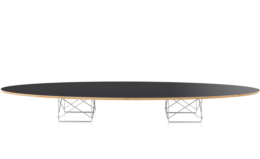 Etonnant Eames Elliptical Table