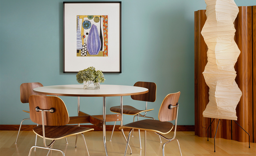 Eames Molded Plywood Folding Screen Hivemodern Com
