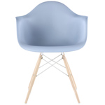 eames® molded plastic armchair with dowel base - Eames - Herman Miller
