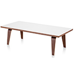 eames rectangular coffee table  -