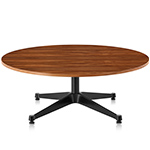 eames® round occasional table  -