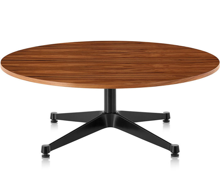 eames® round occasional table