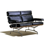 eames® 2 seat sofa  -