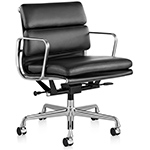 eames® soft pad group management chair  -