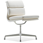eames® soft pad group side chair  -