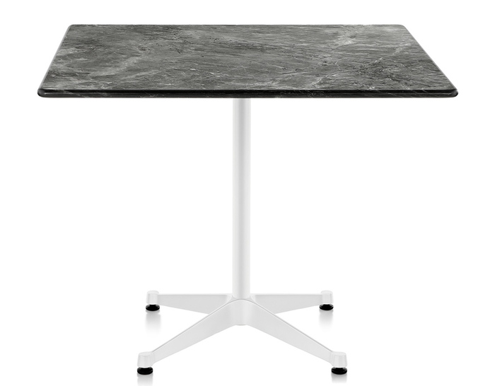 eames square contract base outdoor table