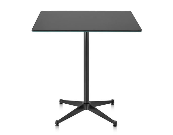 eames® standing height square table