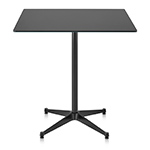 eames® standing height square table  -