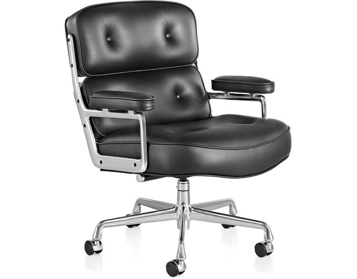 Delightful Eames® Time Life Executive Chair