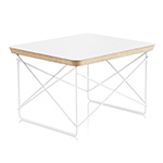 eames® wire base low table  -