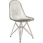 eames® wire chair with wire base  -