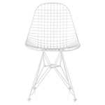 eames® wire chair with wire base outdoor  -