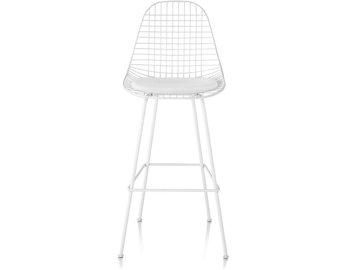 eames® wire stool