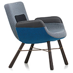 east river lounge chair - Hella Jongerius - vitra.
