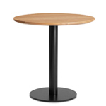 easy cafe table  - blu dot